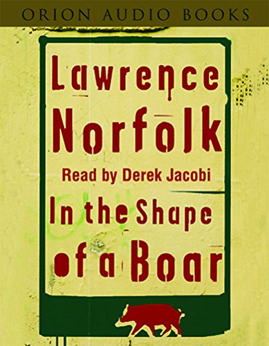 9780753812570: In the Shape of a Boar