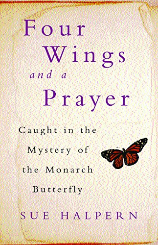 9780753813362: Four Wings and a Prayer: Caught in the Mystery of the Monarch Butterfly