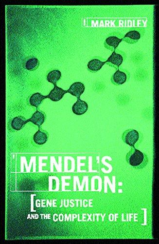9780753814109: Mendel's Demon