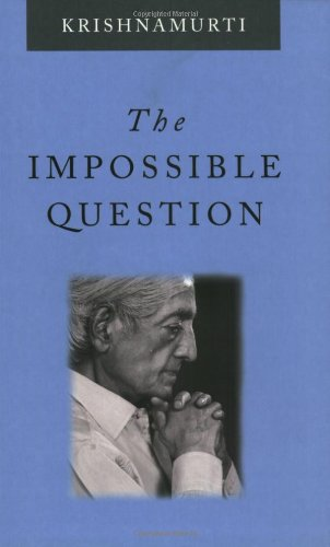 9780753816882: The Impossible Question