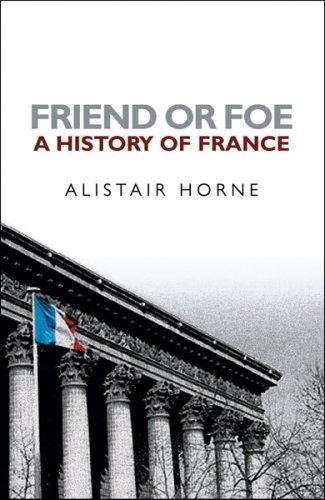 9780753819258: Friend or Foe: an Anglo-Saxon History of France