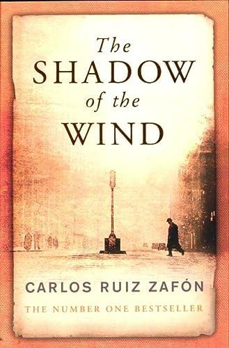 9780753820254: The Shadow of the Wind. Carlos Ruiz Zaf[n