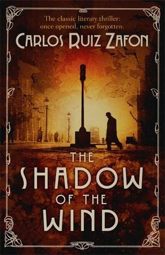 9780753820254: The Shadow of the Wind. Carlos Ruiz Zaf[n