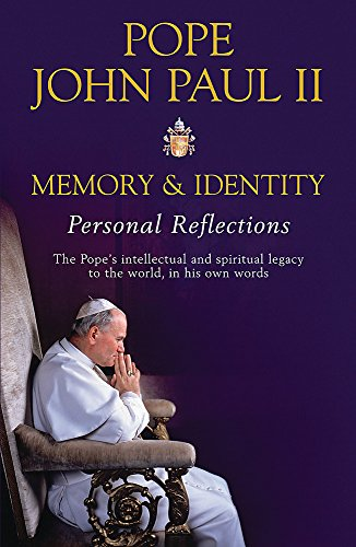 9780753820544: Memory and Identity: Personal Reflections