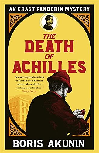 9780753820971: The Death of Achilles: Erast Fandorin 4