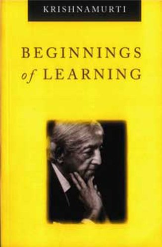 9780753821466: The Beginnings of Learning