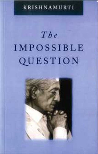 9780753821473: The Impossible Question