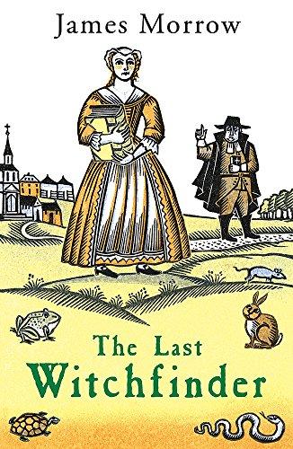 9780753821534: The Last Witchfinder