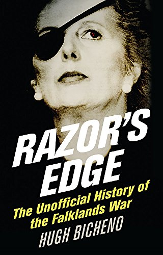 9780753821862: Razor's Edge: The Unofficial History of the Falklands War