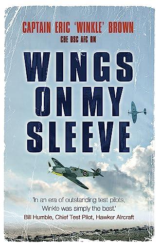 9780753822098: Wings on My Sleeve
