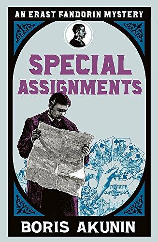 9780753823484: Special Assignments: The Further Adventures of Erast Fandorin (Erast Fandorin 5)