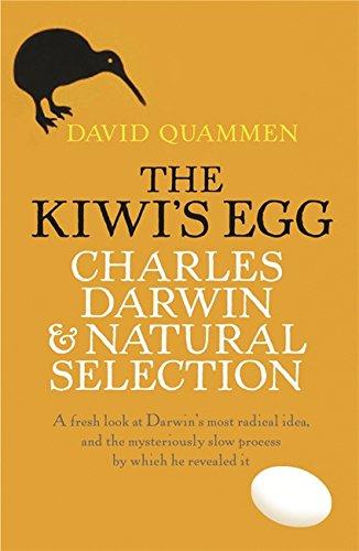 9780753823507: The Kiwi's Egg: Charles Darwin and Natural Selection