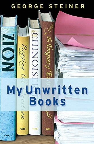9780753825693: My Unwritten Books