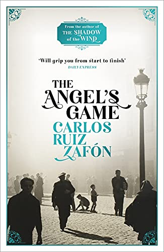 9780753826492: The Angel's Game