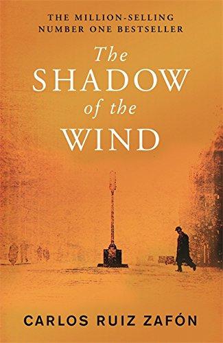 The Shadow Of The Wind (Signed Limited: Carlos Ruiz Zafon