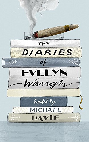 9780753827383: The Diaries of Evelyn Waugh