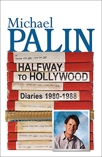 9780753827482: Halfway To Hollywood: Diaries 1980-1988 (Volume Two)