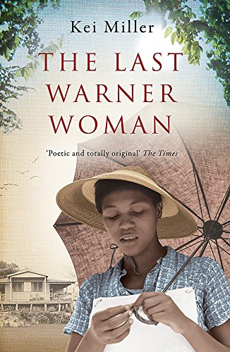 The last warner woman. - signed: Miller, Kei