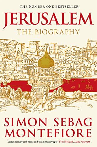 9780753828793: Jerusalem: The Biography. Simon Sebag Montefiore