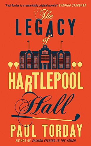 9780753828830: The Legacy of Hartlepool Hall
