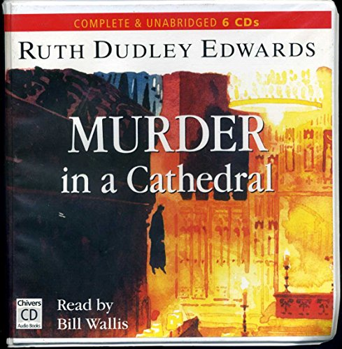 Murder in a Cathedral (Chivers Sound Library): Ruth Dudley Edwards