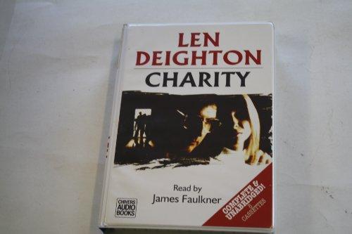 Charity: Len Deighton