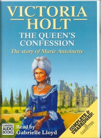 The Queen's Confession (Superintendent Daiziel & Sergeant Pascoe Mysteries): Victoria Holt