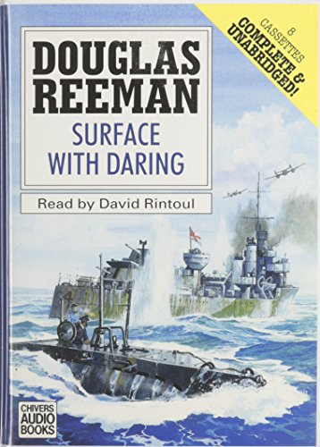 Surface With Daring (9780754003427) by Douglas Reeman