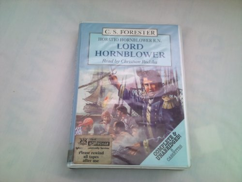 9780754003632: Lord Hornblower: A Horatio Hornblower Adventure (Hornblower Saga)