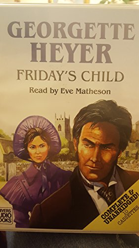 Friday's Child (9780754003663) by Heyer, Georgette; Matheson, Eve