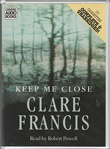 Keep Me Close (Inspector Sejer Mysteries): Clare Francis