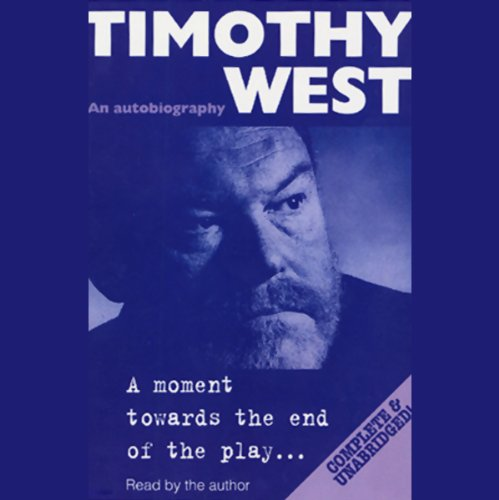 9780754008477: A Moment Towards the End of the Play: An Autobiography