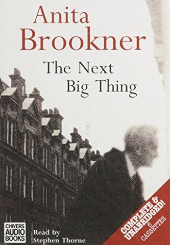 9780754009092: The Next Big Thing