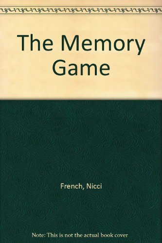 9780754010227: The Memory Game