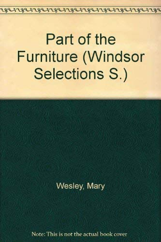 9780754010357: Part of the Furniture (Windsor Selections S.)