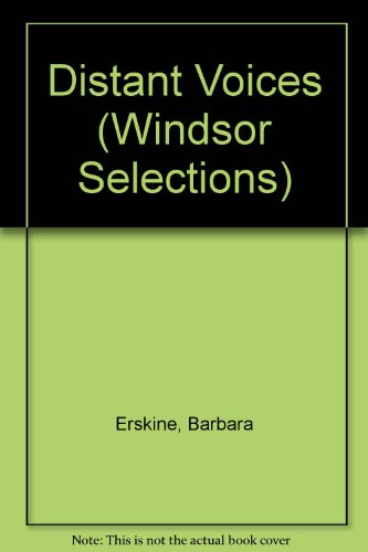 9780754011385: Distant Voices (Windsor Selections)