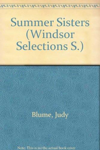 Summer Sisters: Judy Blume