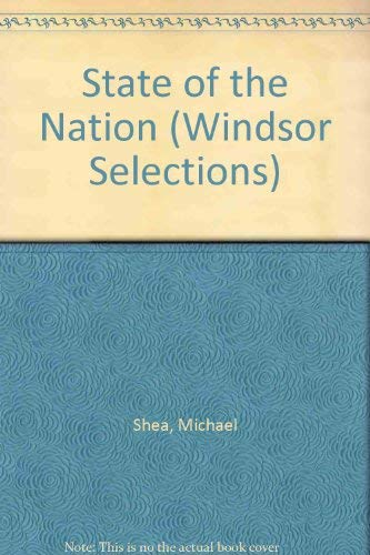9780754012085: State of the Nation (Windsor Selections)