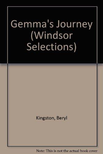 9780754012276: Gemma's Journey (Windsor Selections)
