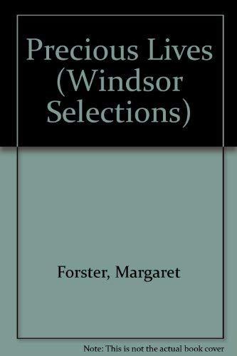 9780754013129: Precious Lives (Windsor Selections)