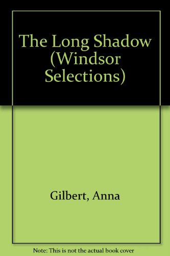 9780754013334: The Long Shadow (Windsor Selections)