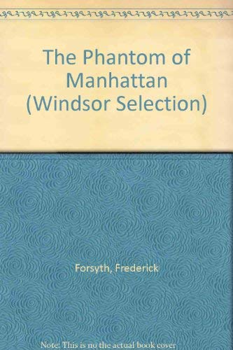 9780754013952: The Phantom of Manhattan (Windsor Selection)