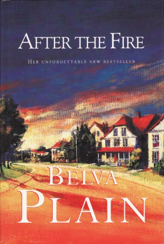 9780754014287: After The Fire - Large Print Edition