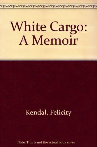 9780754014737: White Cargo: A Memoir (Windsor Selection)