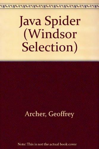 9780754015345: Java Spider (Windsor Selection)