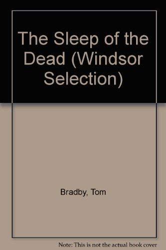 9780754015475 the sleep of the dead windsor selection abebooks