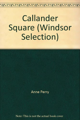 9780754015727: Callander Square (Windsor Selection)