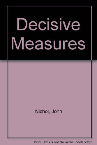 9780754015864: Decisive Measures