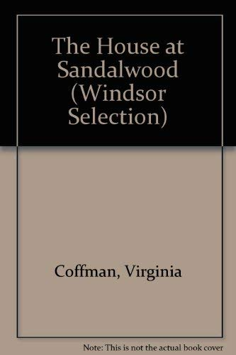 9780754016588: The House at Sandalwood (Windsor Selection)