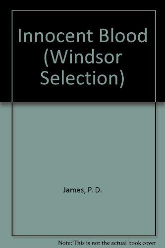9780754016786: Innocent Blood (Windsor Selection)